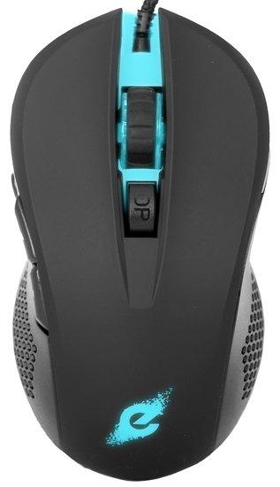 Мышь Ergo NL-720 USB Black - изображение 1