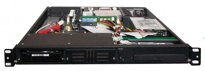Корпус CSV 1U-FH 4HDD - зображення 1