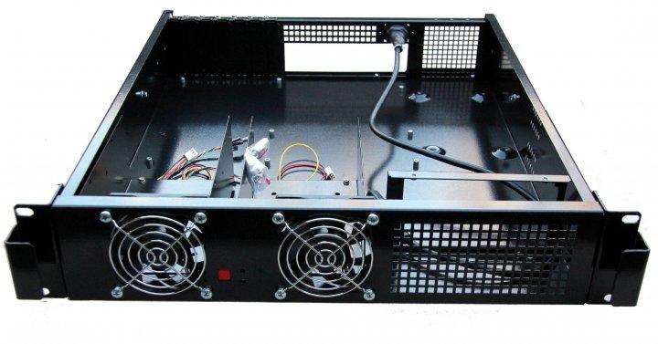 Корпус CSV 2U LC 6HDD - зображення 1