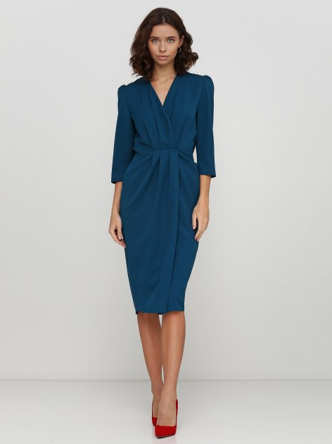 Платье Numero 28 P02MM1910 M Зеленое (NMR2802000155) - изображение 1