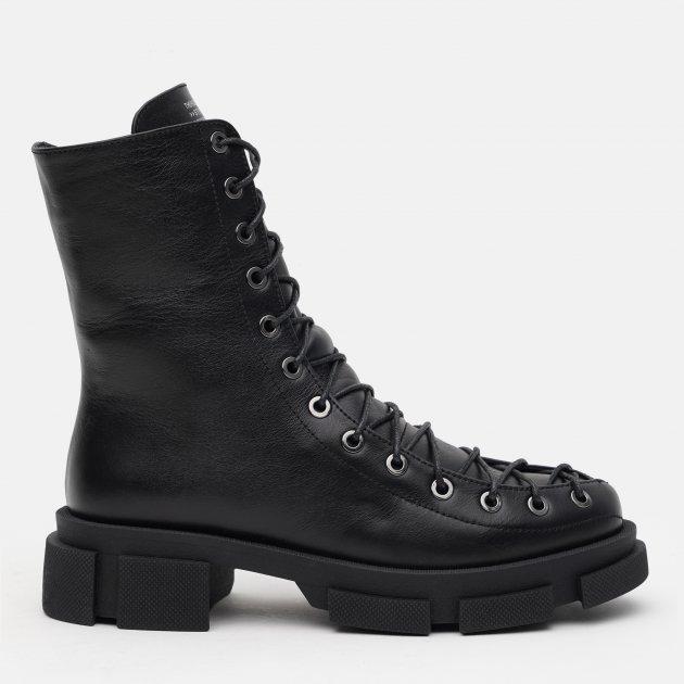Ботинки Konors А-40/1/1 36 23.5 Черные (2000000492209)