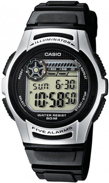 Часы Casio W-213-1AVEF - изображение 1