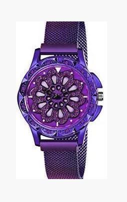 Часы ROTATION Watch Фиолетовые (V3564) - изображение 1
