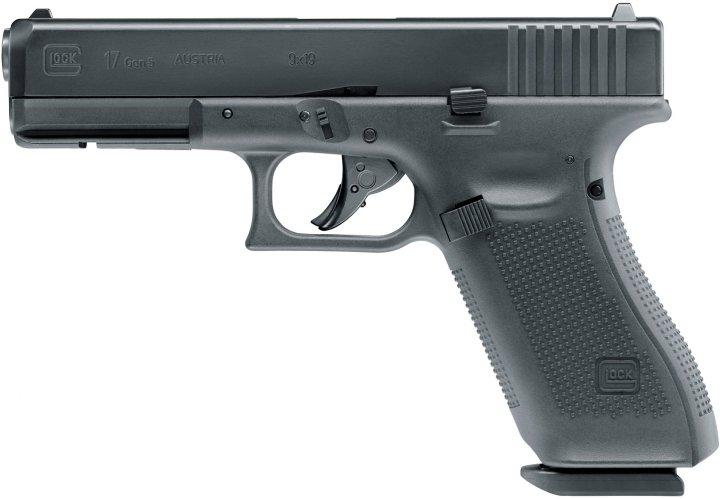 Пневматичний пістолет Umarex GLOCK 17 GEN5 4.5 мм (5.8369) - зображення 1
