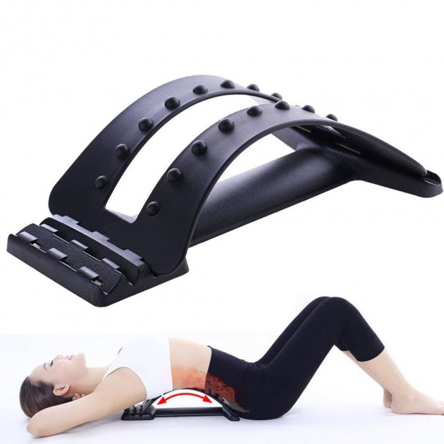 Тренажер Мостик для спины и позвоночника Back Magic Support - изображение 1