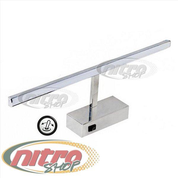 Підсвічування для картин і дзеркал светодионый світильник Horoz Electric KANARYA-8 8Вт(~64 Вт) 4200К IP45 (040-012-0008) - зображення 1