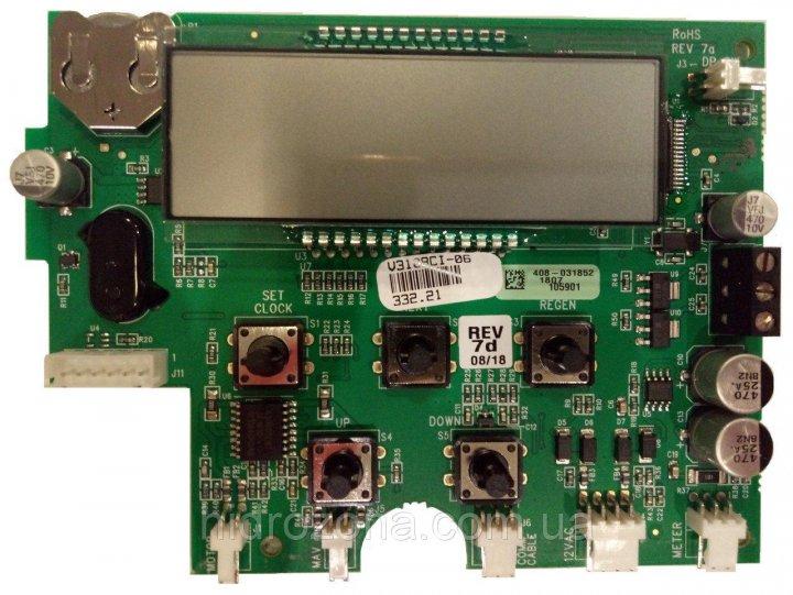 Змінна плата до клапана Clack WS1 CI - зображення 1
