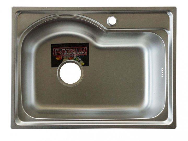 Мойка Кухонная Platinum 5843 Décor - изображение 1