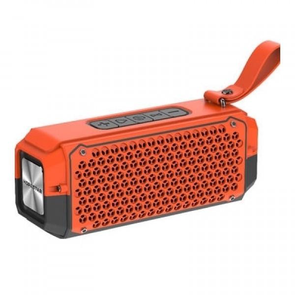 Портативна Bluetooth колонка Hopestar P17 IPX6 (Помаранчевий) - зображення 1