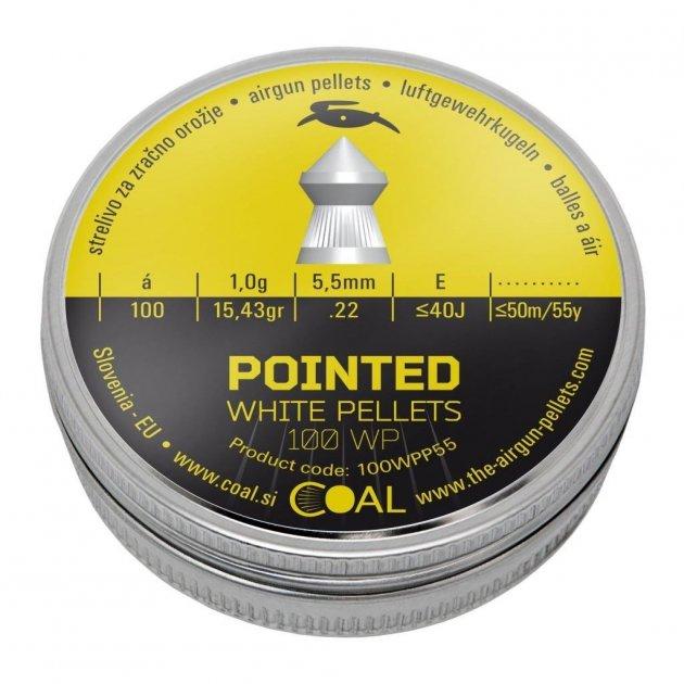 Кулі Coal Pointed 5.5 (100)-1,0 - зображення 1