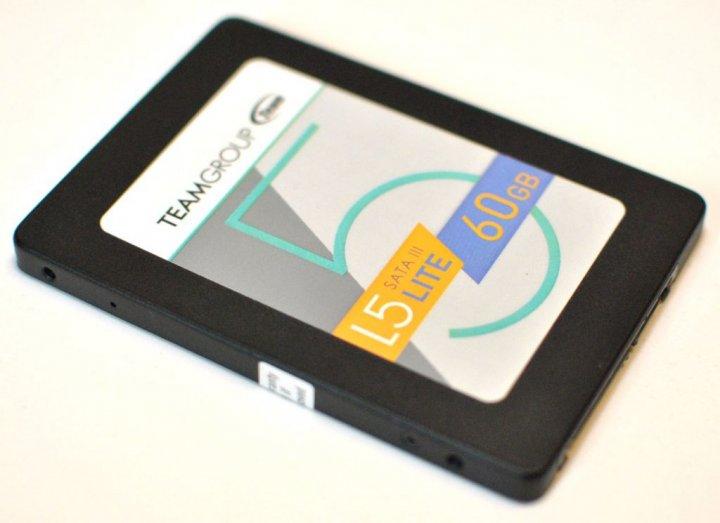 """Накопичувач SSD 120GB Team L5 Lite 2.5"""" SATAIII TLC Б/У - зображення 1"""