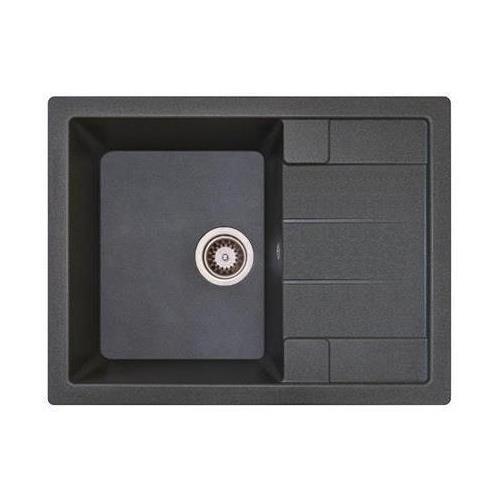 Мойка кухонная Ankara Classic M Серый - изображение 1