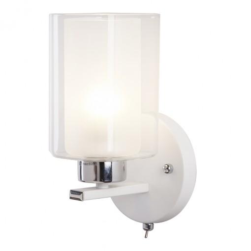 Бра Victoria Lighting Nill 1 білий (К30897482) - зображення 1