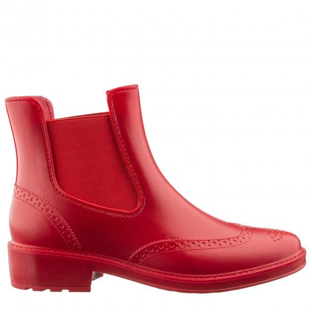 Ботинки женские Casual Кеж-2176-201 red-201 37 Ар.92005137 - изображение 1