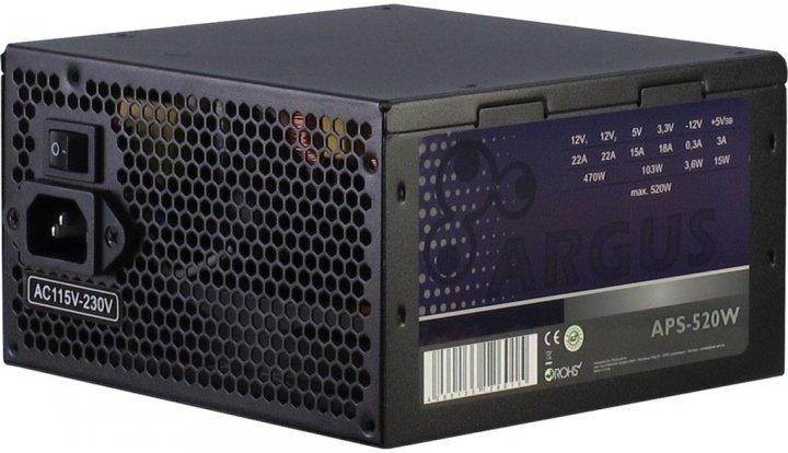 Inter-Tech Argus APS-520W - изображение 1