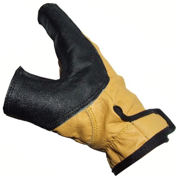 Рукавичка White Feather Bow Hand Protector Fire розмір L - зображення 1