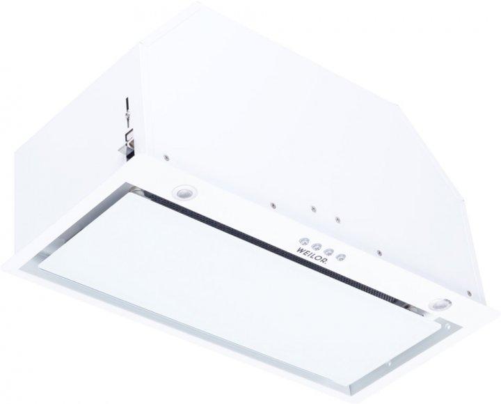 Вытяжка Weilor PBE 6230 GLASS WH 1100 LED - изображение 1