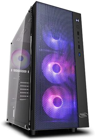 Корпус DeepCool Matrexx 55 Mesh ADD-RGB 4F Black - зображення 1