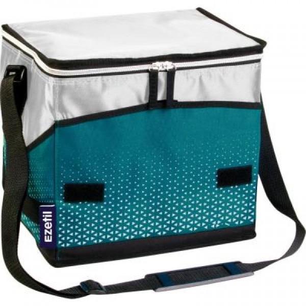 Термосумка, сумка-холодильник на 16 л для продуктов Ezetil (4020716804620TORQ) Бирюзовый - изображение 1