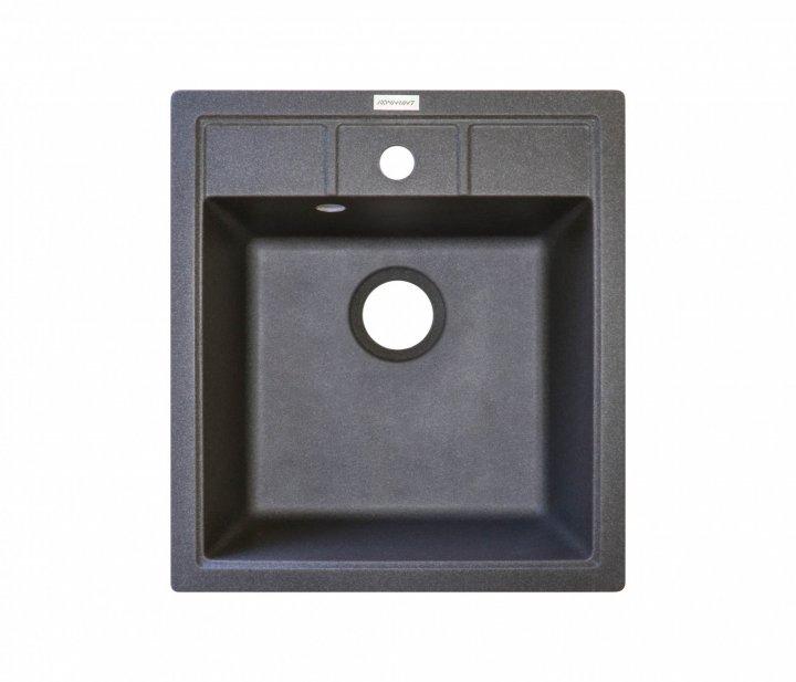 Мойка керамическая Adamant BRICK сірий-04 - изображение 1