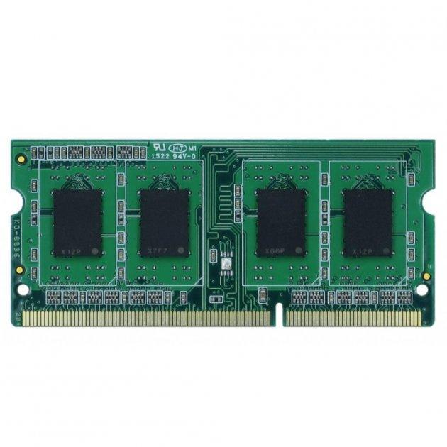 Модуль пам'яті для ноутбука SoDIMM DDR3L 4GB 1600 MHz eXceleram (E30211S) - зображення 1