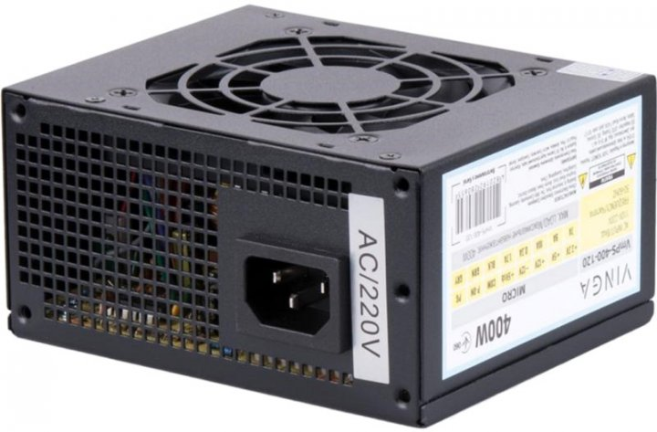 Vinga 400W (VmPS-400-120) - зображення 1