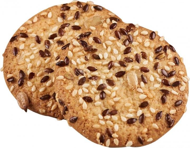 Печенье BISCOTTI Хрустящее 1.5 кг (4820180810345) - изображение 1