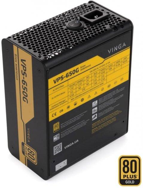 Vinga 650W (VPS-650G) - зображення 1
