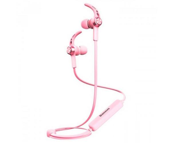 Бездротові навушники Baseus B11 Licolor Magnet Bluetooth Pink (NGB11-04) - изображение 1