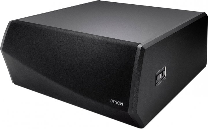 Беспроводной сабвуфер Denon DSW-1H Black (237049) - изображение 1