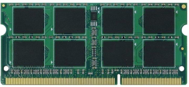 Оперативная память Exceleram SODIMM DDR3L-1600 8192MB PC3L-12800 (E30212S) - изображение 1