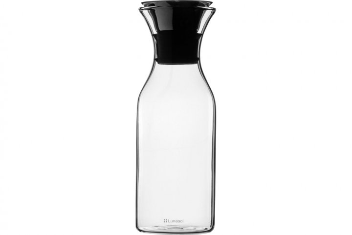 Карафе LUNASOL для води, 1 л [321227] - зображення 1