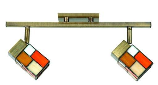 Спот PowerLight Farget 2х40W G9 цветной (10257240) - изображение 1