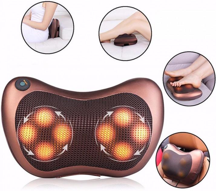 Універсальний масажер подушка Light Massager з розслаблюючим ефектом (MP-43868028) - зображення 1