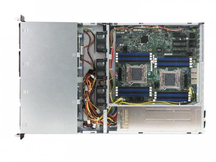 Серверний корпус RSC-2KH2-80PS-SA2C-0DL AIC чорний - зображення 1