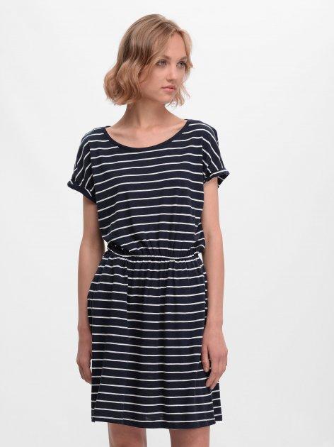 Плаття H&M 3hm05300208 S Темно-синє (2000000402918) - зображення 1
