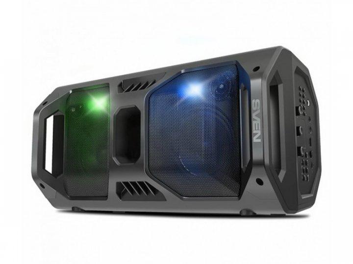 Акустична система Sven PS-600 Black - зображення 1