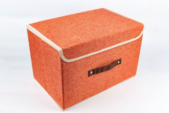 Коробка YD для зберігання речей та іграшок 37*25*25см - зображення 1