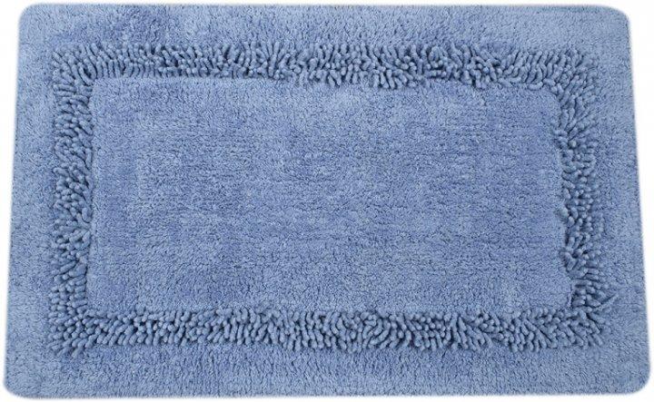 Коврик Irya Jambi blue голубой 50х80 (svt-2000022242264) - изображение 1