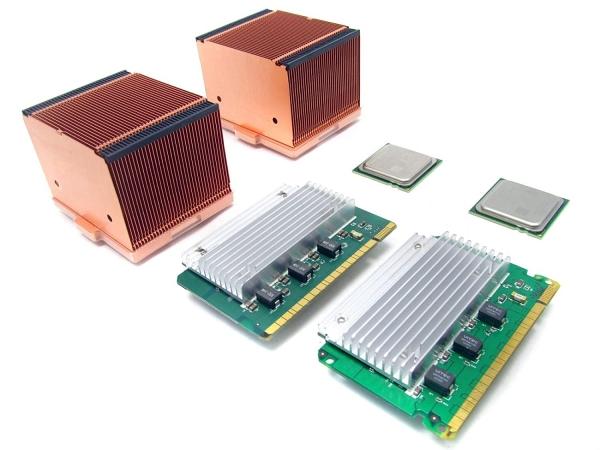 Процессор для сервера HP DL585 Gen5/Gen6 Six-Core AMD Opteron 8435 Kit (572373-B21) - изображение 1