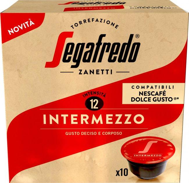 Кофе в капсулах Segafredo Intermezzo Dolce Gusto 10 шт x 7.5 г (8003410243540) - изображение 1
