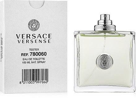 Туалетная вода (тестер без крышечки) Versace Versense woman edt 100ml - изображение 1