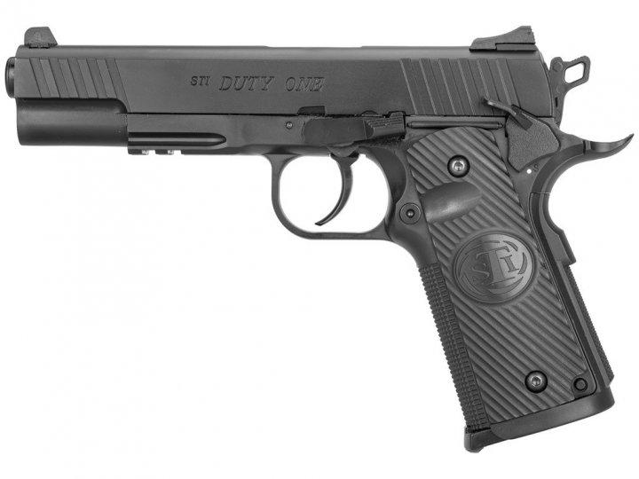 Пневматичний пістолет ASG STI Duty One - зображення 1
