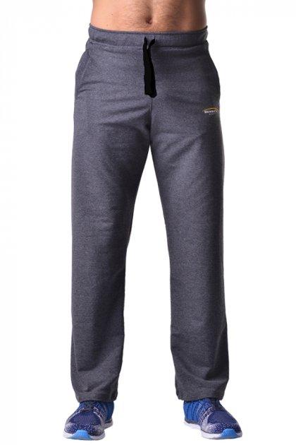 Мужские спортивные штаны из хлопка с карманами Berserk Sport Pragmatic dark grey P5196G XL 2268710000040 - изображение 1
