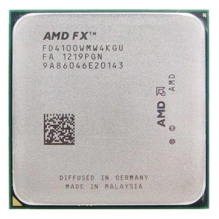 Процесор AMD FX-4100 3.6 GHz AM3+ Б/У - зображення 1