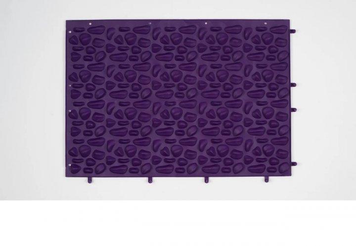 Массажный коврик SportReal Фиолетовый - изображение 1