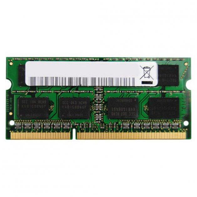 Модуль памяти для ноутбука SoDIMM DDR3 8GB 1600 MHz Golden Memory (GM16S11/8) - изображение 1
