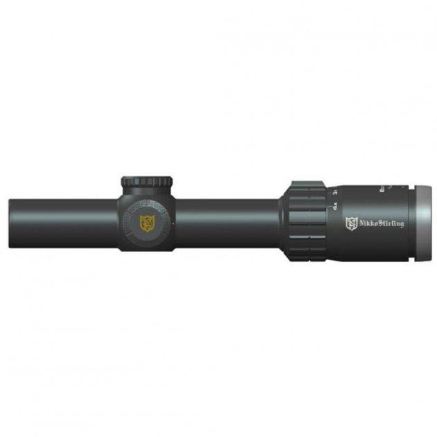 Оптичний приціл Nikko Stirling Boar Eater 1-4х24 з підсвічуванням (NSBE1424) - зображення 1