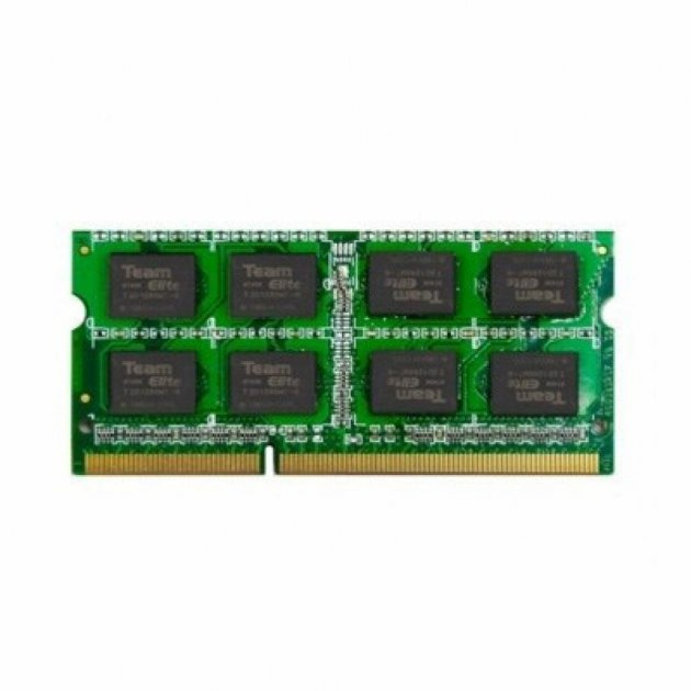 Модуль пам'яті для ноутбука SoDIMM DDR3 4GB 1333 MHz Team (TED34GM1333C9-S01/ TED34G1333C9-S01 /SBK) - зображення 1