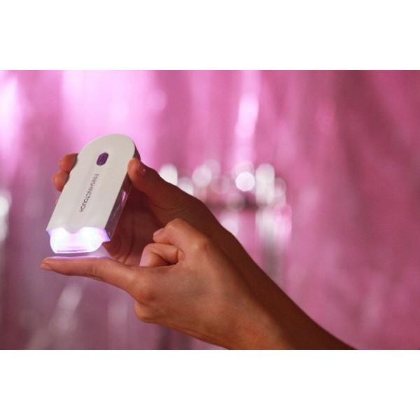 Finishing Touch бритва для лица и тела с датчиком прикосновения   Эпилятор / триммер / женский триммер - изображение 1